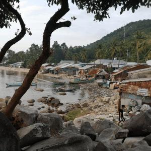 Hon Son Island - Orphan Plastic - TONTOTON
