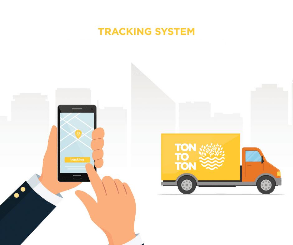 tontoton tracking technology