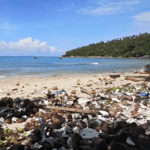 Ocean Bound Plastic - Hon Son - TONTOTON