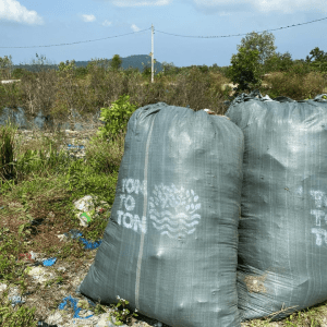 Phu Quoc Bag Plastic Waste - TONTOTON