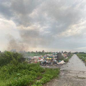 Hai Phong Open Air Burning - TONTOTON